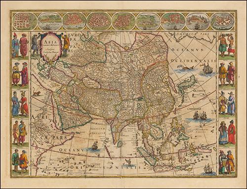 1635 India quae Orientalis dicitur et Insulae Adiacentes