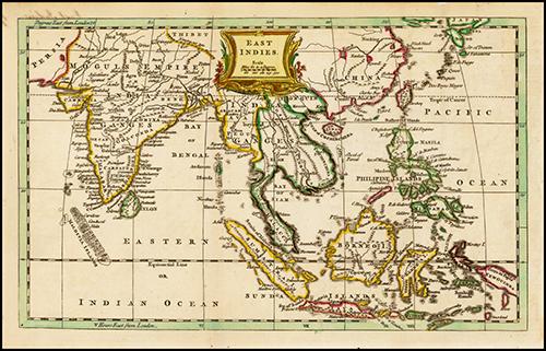 1752 East Indies