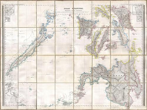 1852 Islas Filipinas