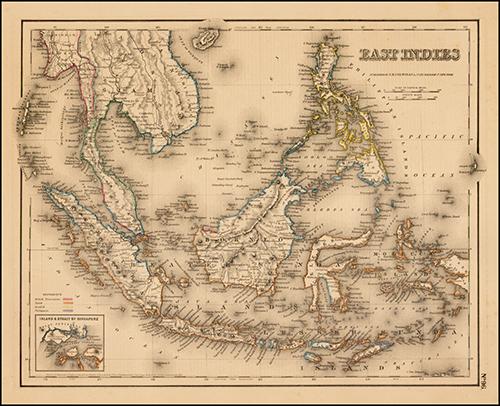 1857 East Indies