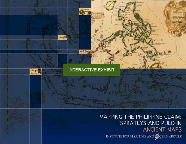 Spratlys and pulo in ancient maps institute for maritime and spratlys and pulo in ancient maps gumiabroncs Image collections